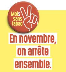 Le Mois sans tabac - Novembre